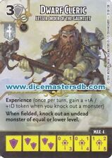 Dwarf Cleric Lesser Order of the Gauntlet #31 - Dungeons & Dragons  Dice Masters