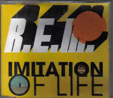 REM-Imitation Of Life cd maxi single