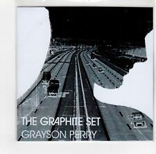 (GI321) The Graphite Set, Grayson Perry - 2013 DJ CD