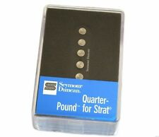 11202-09 Seymour Duncan Quarter Pound Staggered Strat® Guitar Pickup SSL-7