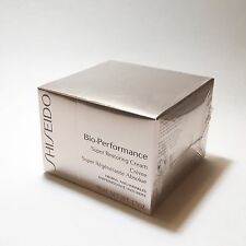 Shiseido Bio-Performance Super Restoring Cream - Size 50mL / 1.7 Oz. New