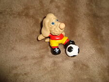1985 Wrinkles soccer player Ganz Bros PVC Figure 2""