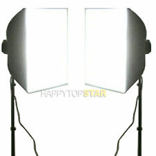 2 PCS 50cmx70cm Light Bulb Holder Softbox E27 Socket fr Photo Video Studio Movie