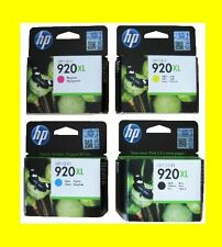 Orig. Set ahorro HP 920XL color Officejet 6000 7000 6500
