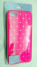 Claire's Pink With Crystal iphone 5 case/Cover