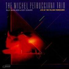 MICHEL PETRUCCIANI - LIVE AT THE VILLAGE VANGUARD  CD 8 TRACKS MODERN JAZZ NEU