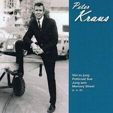 Peter Kraus - CD NEU Mein Sugarbaby bist noch immer du - Petticoat Sue