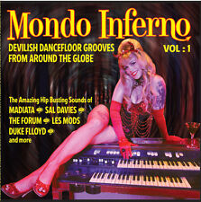 V/A Mondo Inferno Vol 1 Tittyshaker World Dancefloor Groove Movers from Rare 45s