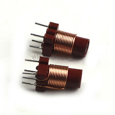 50pcs 12T 0.6-1.7uh  Adjustable High-frequency Winding Inductance Coil