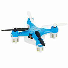 Phoenix 2.4GHz 6-Axis Gyro Mini Pocket RC Quadcopter Blue with Remote Control