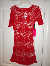 NWT Forever 21 girls dress red small perfect for Teen