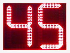 "Sports Radar DL181 Red LED Display with Two 18"" Digits"