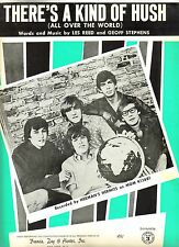 Herman's Hermits There's A Kind Of Hush US Sheet Music