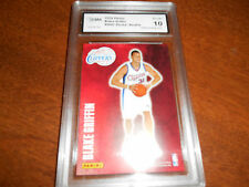 Blake Griffin GRADED ROOKIE! Gem Mint 10! 2009/10 Panini Sticker Clippers 10-2