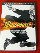 The Transporter DVD mint Jason Statham Shu Qi action Has Widescreen+Full Screen
