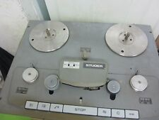 Studer B62 Reel to Reel Tape For parts not tested
