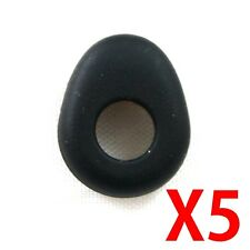 H12S5 MOTOROLA H12 H15 H270 H290 H670 EARBUD EARGEL EARTIP EAR BUD GEL TIP 5PC