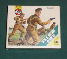 RARE Airfix WWII British Infantry MIB 1/72 Series 2- SEALED
