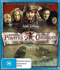 Pirates Of The Caribbean - At World's End (Blu-ray, 2007)