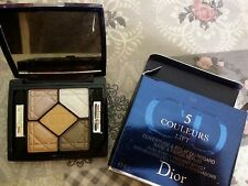 DIOR PALETTE 5 COULEURS ombretto make up trucchi christian dior set 634