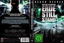 *- DVD - Der TAG, an dem die ERDE still stand - Keanu REEVES  99 min (2009)
