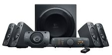 Logitech Z-906 5.1 Surround Sound Speakers Home Theatre Cinema THX BOXED NEW !!