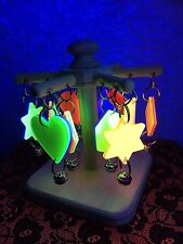 SENSORY CHIME-ABOUT  FLUORESCENT UV REACTIVE SHAPES,  AUTISM,SPECIAL NEEDS,