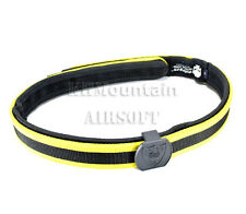 "Emerson IPSC Special Belt 1.5"" / Yellow (KHM Airsoft)"