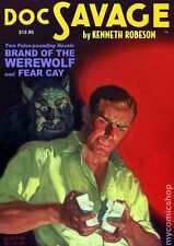 Doc Savage Double 13, Kenneth Robeson, Brand of Werewolf, Fear Cay, Lester Dent