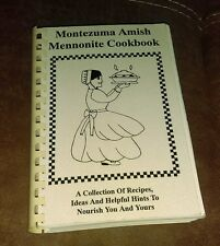 Montezuma Amish Mennonite Cookbook Yoder's Deitsch Haus Restaurant Georgia