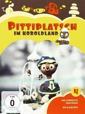 PITTIPLATSCH - 04/PITTIPLATSCH IM KOBOLDLAND 2 DVD NEU