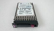 "HP 300GB 6G 2.5"" SAS Drive 507284-001 507127-B21 D2700 VAT included"