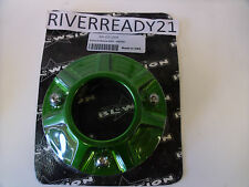 Blowsion Kawasaki sxr 800 Exhaust Outlet Flange nozzle Green Aluminum In stock