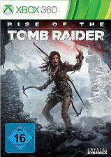 Rise Of The Tomb Raider für Xbox 360 *TOP* (mit OVP)