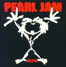 Pearl Jam, Alive Live Ep Audio CD