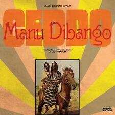 Manu Dibango Ceddo Soundtrack Vinyl LP Record! African Funk Score for Rare Film!
