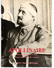 MICHEL DECAUDIN  APOLLINAIRE  INTRODUCTION DE P. SOUPAULT