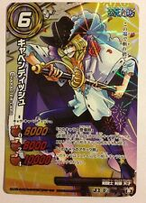 Miracle Battle Carddass J-Heroes J3 One Piece 037/102 UR AS03