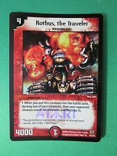 Duel Masters - Promo - 1x FOIL Rothus, the Traveler  A1/Y1