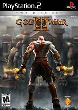 God Of War 2 PS2 Playstation 2 Game Complete