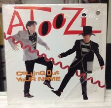"""[EDM]~NM 12""""~ATOOZI~Calling Out Your Name~[x5 Mixes]~The Rain Is Gone~[1988]~"""