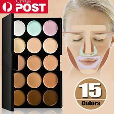 NEW 15 Color Contour Cream Concealer Kit Neutral Makeup Camouflage Palette SALE