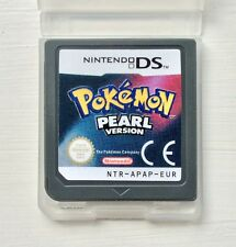 Pokemon Pearl Version Edition Nintendo 2DS 3DS Lite DSi XL RPG Role Playing Game