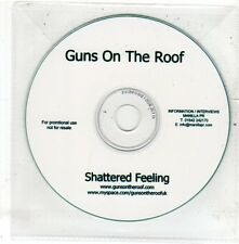 (EV21) Guns On The Roof, Shattered Feeling - DJ CD