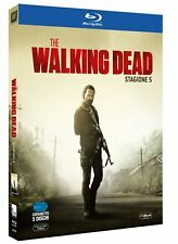 The Walking Dead - Stagione 5 (5 Blu-Ray Disc) - ITALIANO ORIGINALE SIGILLATO -