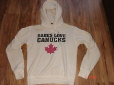 100% Authentic DSQUARED Babes Loves Canucks Hoodie Sweater S s71gp0306 RAR