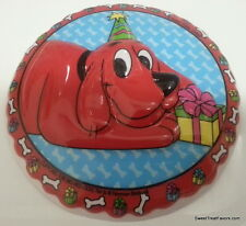 Clifford Cake Decoration Topper Kit Cupcake Big Red Dog Birthday Plac Party NEW