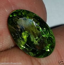 4.87 CT Peridot 100% Natural Unheated Untreated Certified Excellent Quality Gem