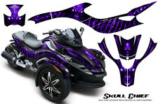 CAN-AM BRP SPYDER RS GS GRAPHICS KIT CREATORX DECALS WRAP SCPR