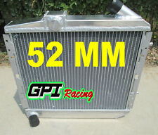 52MM RENAULT 5 SUPER 5/R5 9/11 GT TURBO 1985-1991 ALUMINUM ALLOY RADIATOR